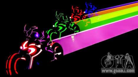 GTA Online: Blaze of color by KRSW_Marlboro