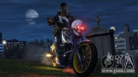 Halloween in GTA Online
