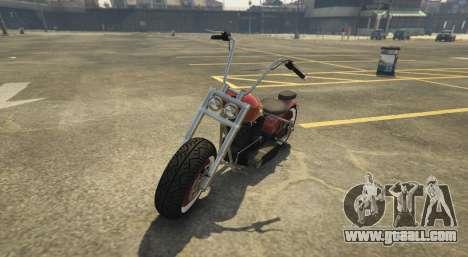 Western Zombie Chopper