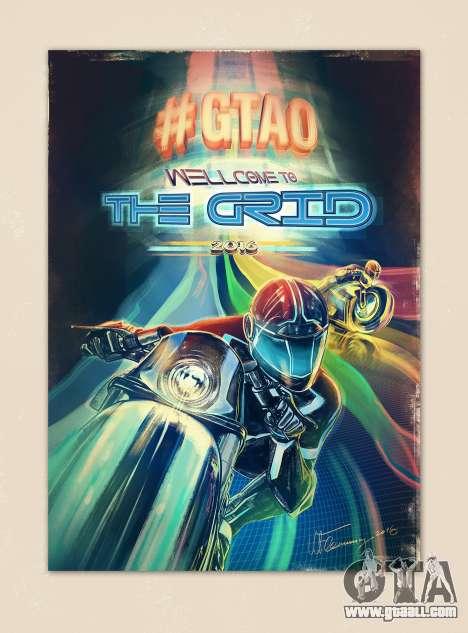 GTA Online: Retro Deadline by W_Flemming