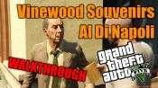GTA 5 pas à pas - Vinewood Souvenirs - Al Di Napoli