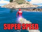 Super-speed-cheat für GTA 5 auf der PlayStation 4
