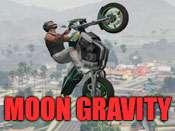 Mond-Schwerkraft cheat für GTA 5