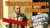 GTA 5 Walkthrough - Vinewood tienda de Regalos - Al Di Napoli