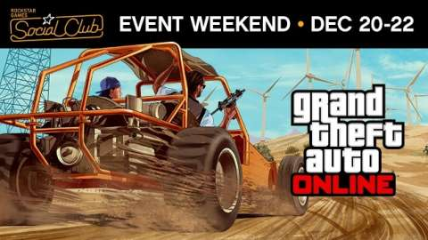 A special event in the GTA Online