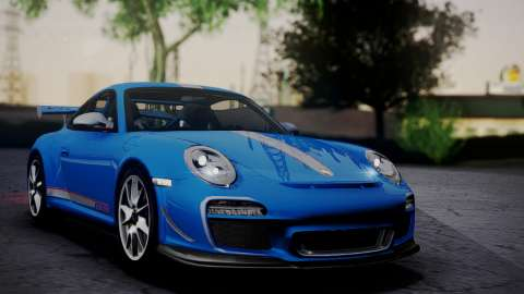 Exclusive: Porsche 911 GT3 RS4.0 2011