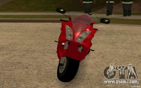 Honda VTR 2003 for GTA San Andreas