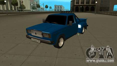 VAZ 2107 Ford for GTA San Andreas left view