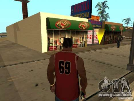 Russian House 2 for GTA San Andreas