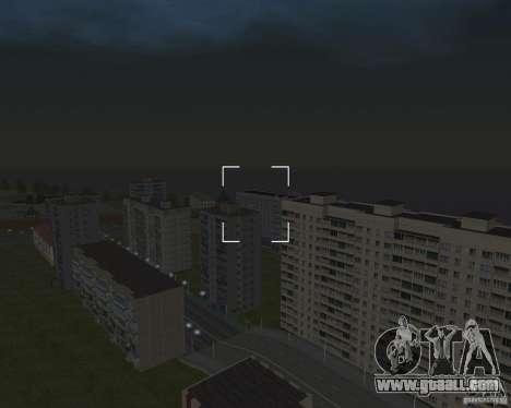 Nižegorodsk v0.5 BETA for GTA San Andreas forth screenshot