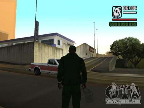 12/24-hour format for GTA San Andreas