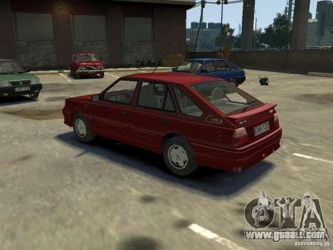 FSO Polonez Caro for GTA 4 right view