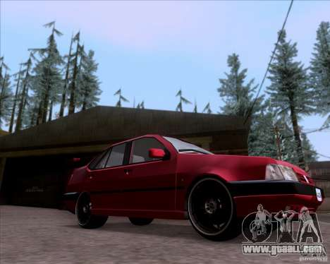 Fiat Tempra 1998 Tuning for GTA San Andreas right view