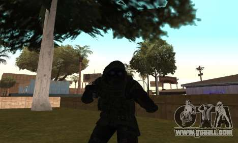 Vector REORC for GTA San Andreas second screenshot