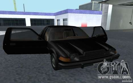 AMC Pacer for GTA San Andreas right view