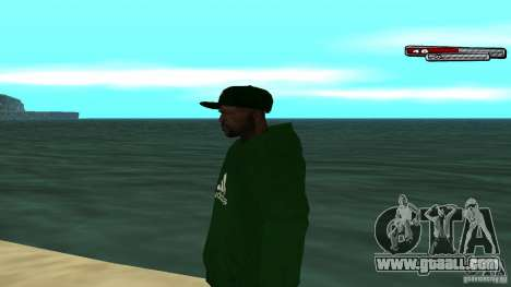 Sweet for GTA San Andreas second screenshot