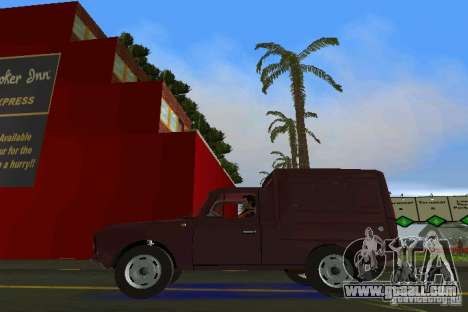 IZH 2715 for GTA Vice City right view