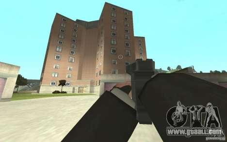 New animation of GTA IV for GTA San Andreas