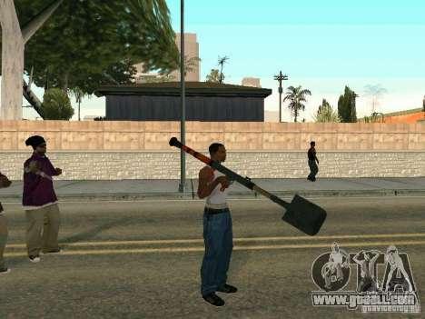 Lopatomët for GTA San Andreas forth screenshot