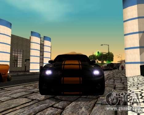ENBSeries by Nikoo Bel v2.0 for GTA San Andreas