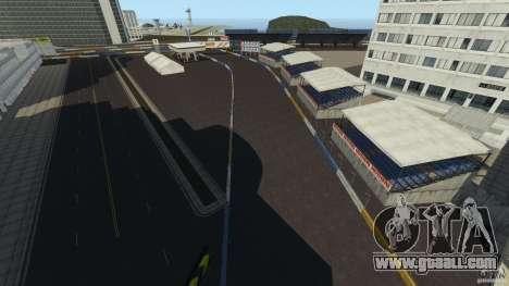 Long Beach Circuit [Beta] for GTA 4 eleventh screenshot