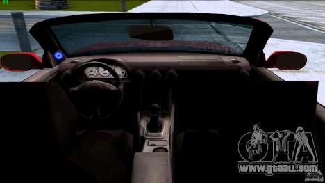 Nissan Silvia S15 Varietta for GTA San Andreas left view