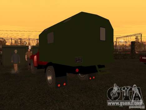 GAZ 52 for GTA San Andreas right view