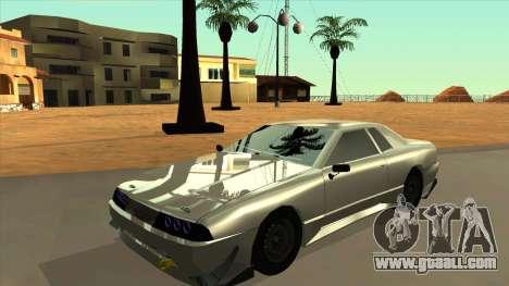 Elegy Roportuance for GTA San Andreas