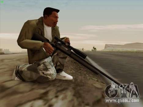 Remington 700 for GTA San Andreas forth screenshot