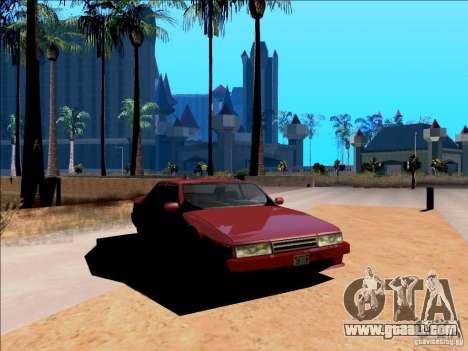 ENBSeries v1.1 for GTA San Andreas second screenshot