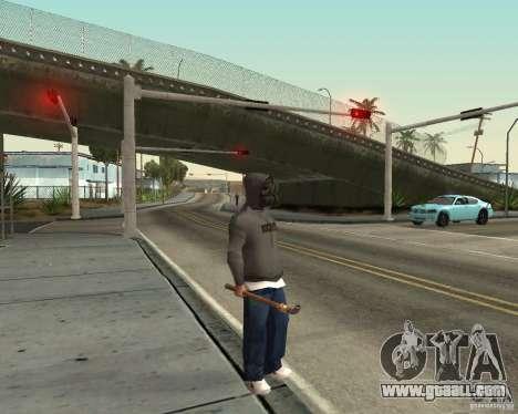 Robber for GTA San Andreas forth screenshot