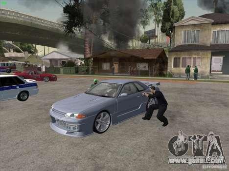 Close Doors for Cars for GTA San Andreas