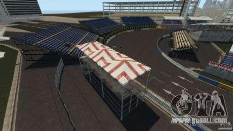 Long Beach Circuit [Beta] for GTA 4 sixth screenshot