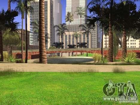 New Los Santos for GTA San Andreas forth screenshot