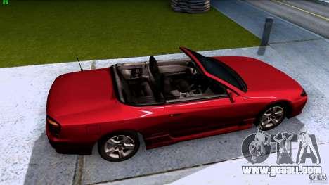 Nissan Silvia S15 Varietta for GTA San Andreas right view