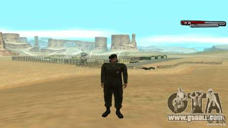 General for GTA San Andreas fifth screenshot