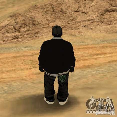 Skin Ryder for GTA San Andreas second screenshot