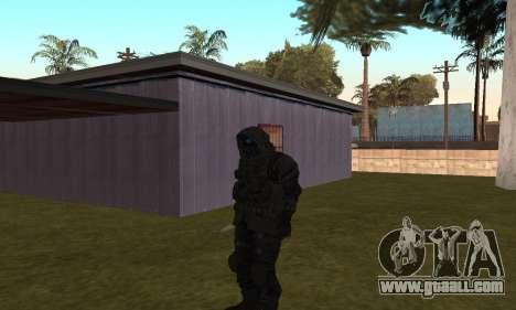 Vector REORC for GTA San Andreas