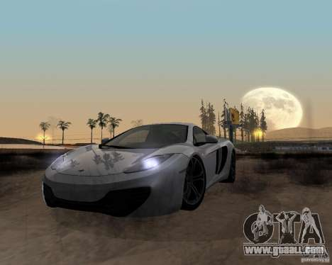Star ENBSeries by Nikoo Bel for GTA San Andreas eighth screenshot
