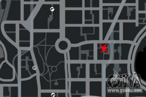 New graffiti for GTA 4 fifth screenshot