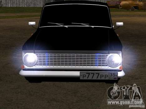 Moskvitch 408 Extra Style for GTA San Andreas