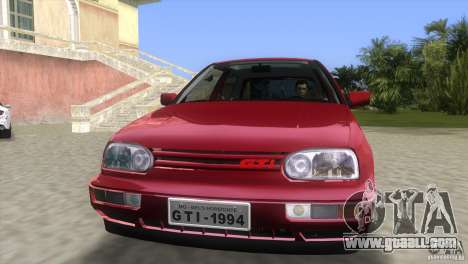 Volkswagen Golf GTI 1994 for GTA Vice City