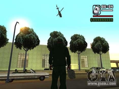 12/24-hour format for GTA San Andreas forth screenshot