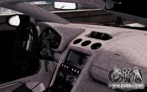Lamborghini Gallardo LP570-4 Spyder for GTA 4 left view