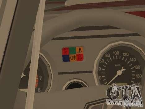 VAZ 2104 v. 2 for GTA San Andreas back view
