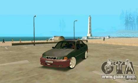 Daewoo Nexia Tuning for GTA San Andreas