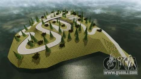 Edem Hill Drift Track for GTA 4