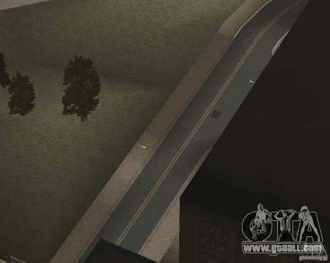 New road textures for GTA UNITED for GTA San Andreas seventh screenshot