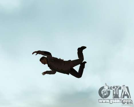 Alan Wake for GTA San Andreas forth screenshot