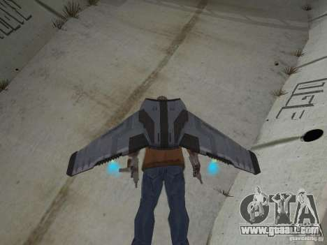 JetWings Black Ops 2 for GTA San Andreas